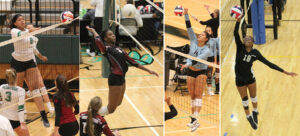 McIntosh hosts showdown of southside's finest volleyball squads