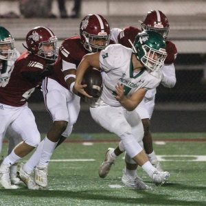 McIntosh to Northgate in season finale, 42-13