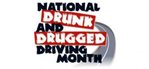 Drunk and Drugged Driving Awareness Month: The Dangers of Impaired Driving